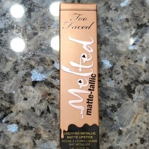 Too Faced Makeup - Too Faced Melted Matte-tallic